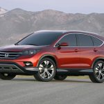 NEXT GENERATION HONDA CR-V