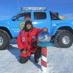 NEW WORLD RECORD TO THE SOUTH POLE