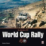 THE WORLD'S TOUGHEST RALLY EVER