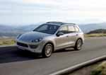 100.000th LATEST GENERATION CAYENNE