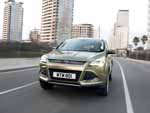 ALL-NEW KUGA MAKES EUROPEAN DEBUT