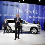 THREE MERCEDES WORLD PREMIERES IN NEW YORK