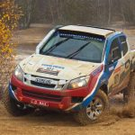 ISUZU JETS FOR DAKAR