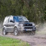 NEW FACE FOR JIMNY