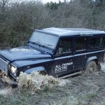 LAND ROVER GOES GREEN
