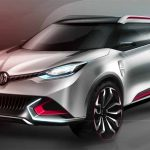 URBAN SUV CONCEPT FROM MG
