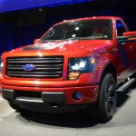 WORLD'S FIRST ECOBOOST-POWERED SPORT TRUCK