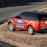 RANGE ROVER SPORT WILL LEAD THE PIKES PEAK INTERNATIONAL HILL CLIMB