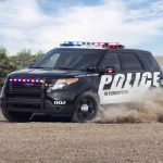 ECOBOOST ENGINE FOR POLICE
