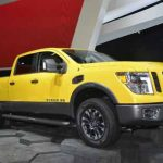 NISSAN TITAN MAKES WORLD DEBUT IN DETROIT