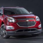FRESH FACE OF CHEVROLET EQUINOX