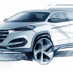 FIRST HINTS OF NEW HYUNDAI TUCSON