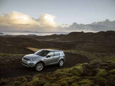 ADVANCED NEW DIESEL ENGINE TO DISCOVERY SPORT