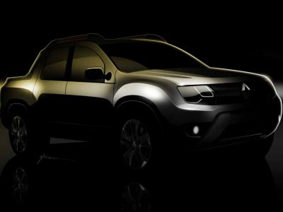 RENAULT TO UNVEIL ITS FIRST PICKUP