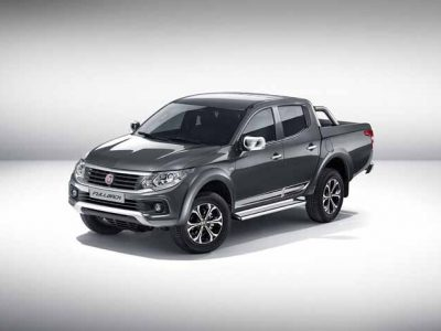 WORLD DEBUT OF FIAT'S PICK UP TRUCK