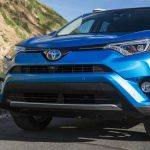 NEW RAV4 LINE OFFERS TOYOTA'S EIGHT HYBRID