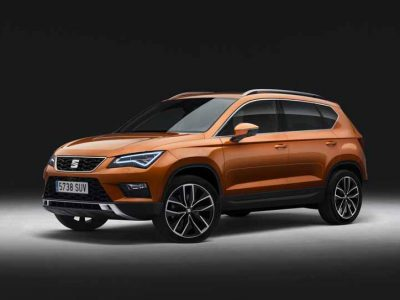 SEAT'S FIRST SUV