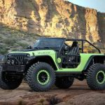 JEEP UNVEIL SEVEN CONCEPT VEHICLES BUILT FOR 50TH ANNUAL EASTER JEEP SAFARI