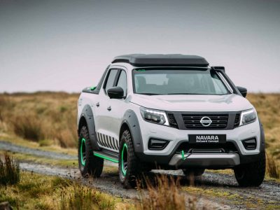 THE ULTIMATE ALL-TERRAIN RESCUE PICK-UP