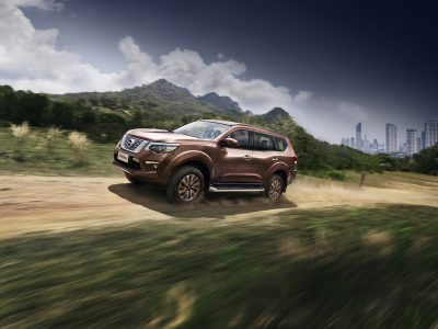 NISSAN TERRA – BUILT IN AND FOR SOUTH EAST ASIA